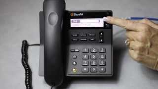 Conference Calling with a ShoreTel IP 420 Phone