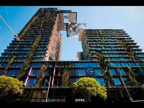One Central Park Sydney Youtube