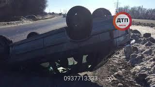 Наши калеки за рулем сбили насмерть девушку, которая .бежала на помощь водителю в опрокинутом на тра
