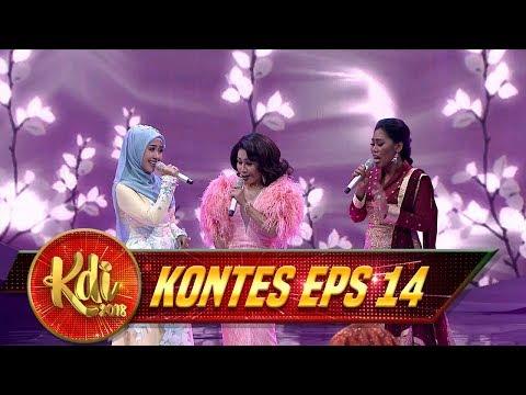 Ya Ampun Keren Banget,Rita Sugiarto, Evi Masamba & Gita KDI [KU INGIN] - Kontes KDI Eps 14 (23/8)