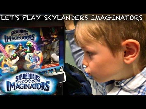 Skylanders Imaginators - 30 Minute Mega Play - Crash, Cortex, Kaos, Krankcase, Chopscotch