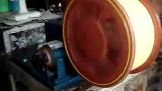 Pipasrio - Enrolando linha na carretilha...