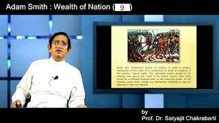 LECTURE 9 | FREE MARKET ECONOMY BY PROF. (DR.)  SATYAJIT CHAKRABARTI
