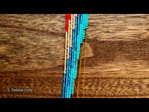 crea una collana stile indiano fai da te style guidecentral youtube