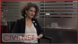 Exclusive Interview with Anna Hakobyan