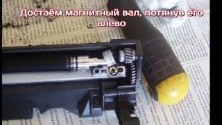 Заправка картриджа в домашних условиях Canon 725 / 728 / 278 для MF4410 / 4430 / 4450 / 4550 / 4570(, 2014-09-02T22:44:48.000Z)