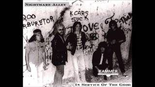 Kammer - In Service Of The Gods - Nightmare Alley  -  ©1986