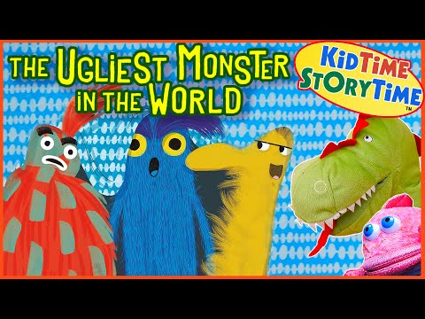 The Ugliest Monster in the World 🌎 Monster Book Read Aloud!