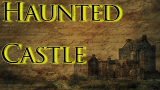 Spirit Communications App & Box At Haunted Castle