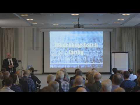 A1M Pharma, Financial Stockholm 27 mars