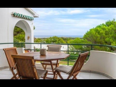 Dúplex con vistas al mar en Coves Noves, Menorca.