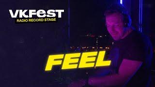 VK Fest Online | Radio Record Stage — FEEL