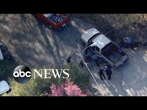 Car Chase Concludes With a Police Beat Down