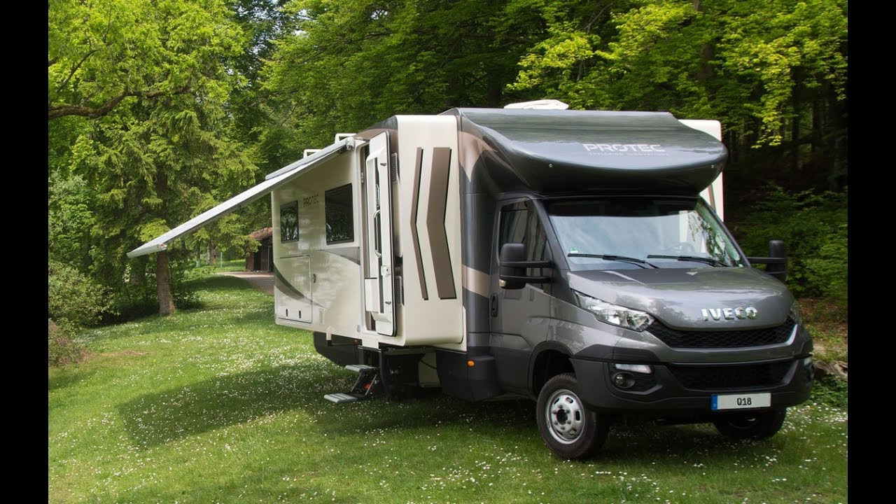 Gaining space with slide outs in an RV!