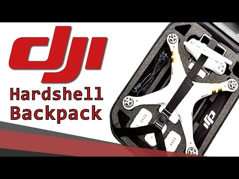 DJI Hardshell Backpack for Phantom 3 | FULL REVIEW