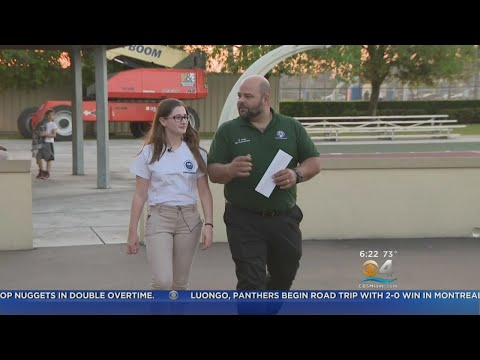 Mentoring Matters: Students Learn By Doing At Hialeah Parks Internship Program