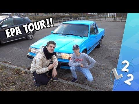 TRÄFFAR ETT FAN IRL (EPA Tour)