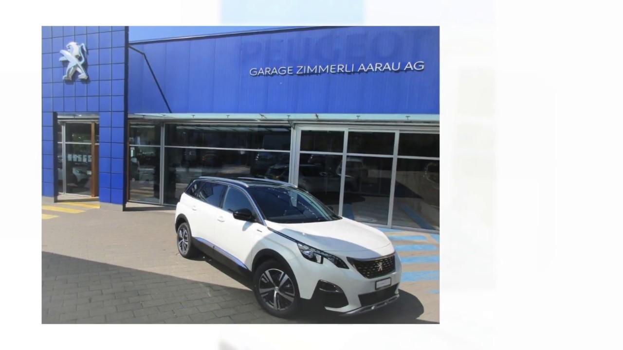 Peugeot Thp Gt Line Eat Suv Gelandewagen Garage