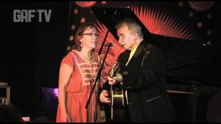 GAFTV 2011 - Encore: Iris DeMent  & John Prine Duet