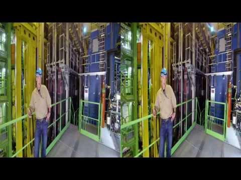 CERN Underground 3D