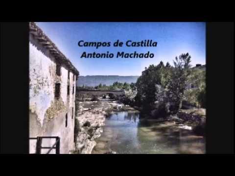Campos de Castilla Antonio Machado (Audiolibro)