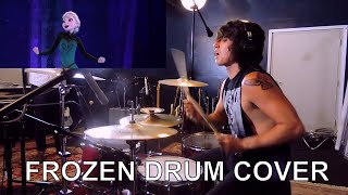 Ricky - DISNEY'S FROZEN - Let It Go (Drum Cover)