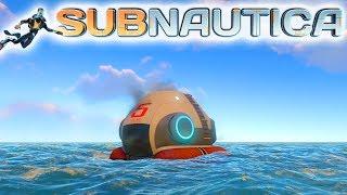 NYT SUBNAUTICA, DUDES! - Subnautica Dansk Ep 1