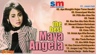 Gambar cover Full Album Tembang Kenangan Maya Angela