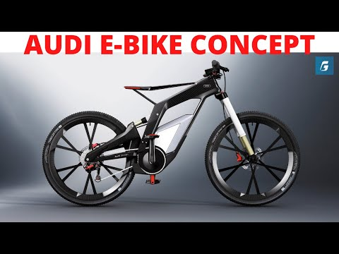 audi e bike concept coches cars gasari youtube. Black Bedroom Furniture Sets. Home Design Ideas