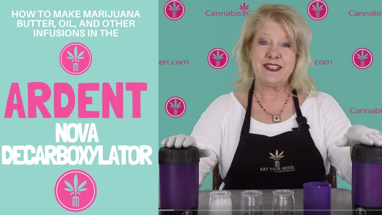 How to Make Marijuana Infusions in the Ardent Lift Decarboxylator