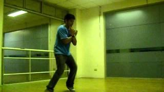 Gambar cover Gene Pao vs. Luke (Pinoy Funk'in Styles training)