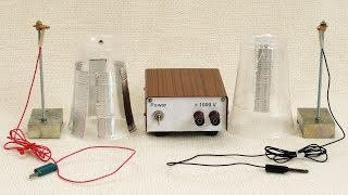 Low-Voltage Electrostatic Motor | Physical Experiment