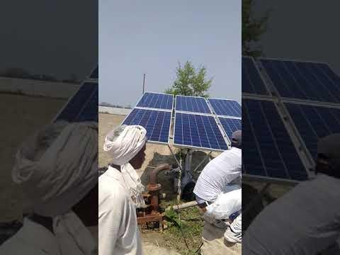 Awadhesh Chaudhary 2hp pump water