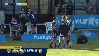 Westfield W-League 2020/21: Round 4 - Melbourne Victory Women v Melbourne City FC Women (2nd Half)