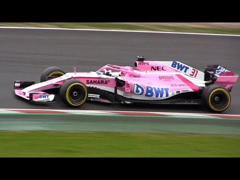2018 Formula 1 Season Barcelona Testing Days - Action, Shakedown & Pure Sound!