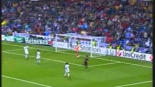 Gol Pato 2-3 Real Madrid-Milan