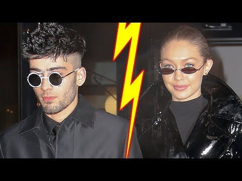 Gigi Hadid & Zayn Malik Officially BREAKUP! Mp3