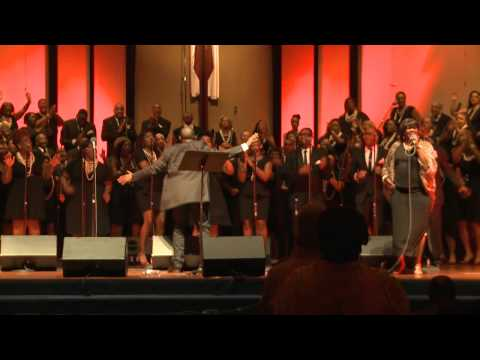 I Have Decided- AME International Mass Choir