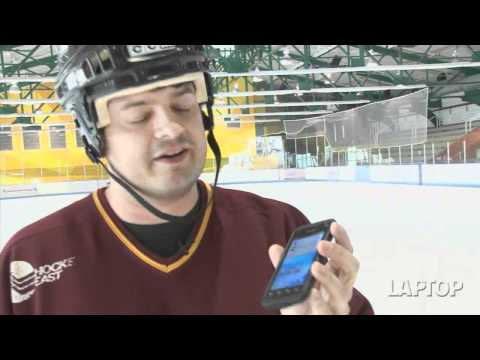 Playing Hockey with the Samsung Rugby Smart