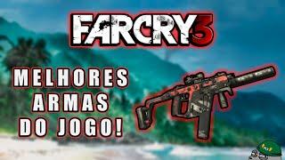 Far Cry 3 - Liberando as Signature Weapons
