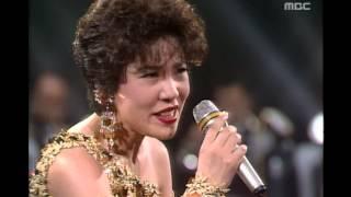 Kim Yeon Ja Mercury Lamp 김연자 수은등 Saturday Night Music Show 19930918