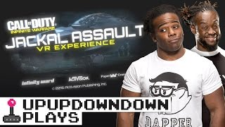 Kofi DECLARES WAR in Call of Duty: Infinite Warfare - Jackal Assault on PS4 VR! — UpUpDownDown Plays