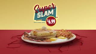 Denny's $6.99 Super Slam...