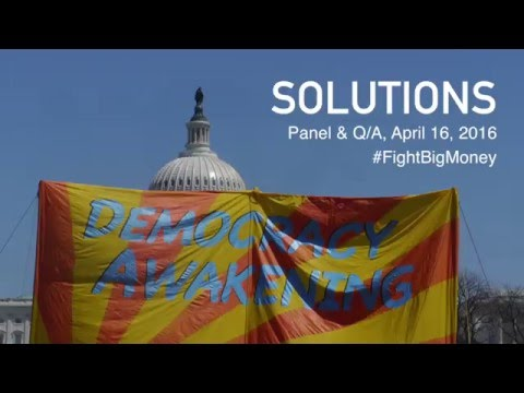 Solutions For A Democracy Awakening
