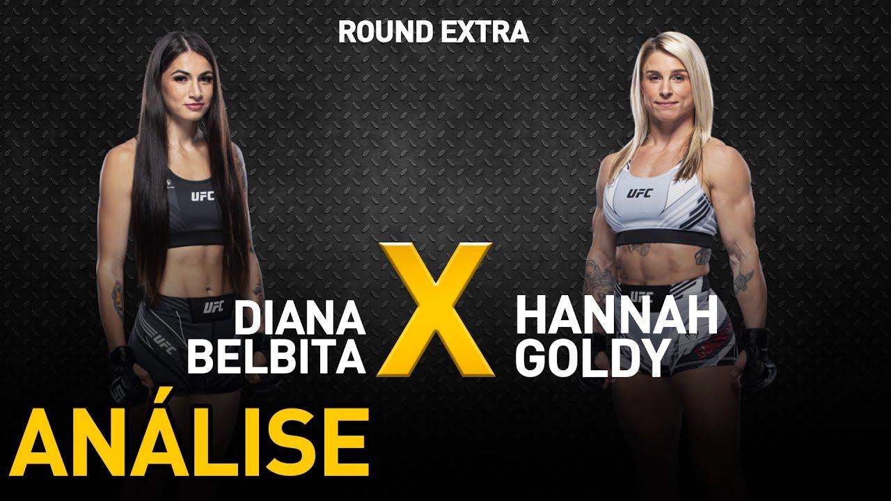 ANÁLISE | Diana Belbita vs Hannah Goldy