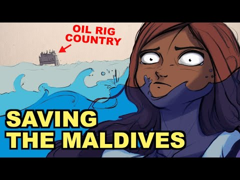 How Would You Save The Maldives? (The 7 Choices)
