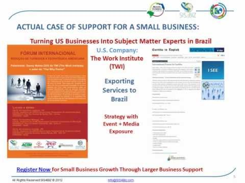BRAZIL Business For SMALL Business