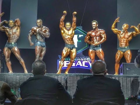 STANIMAL: FERRIGNO LEGACY CLASSIC PHYSIQUE IFBB PRO