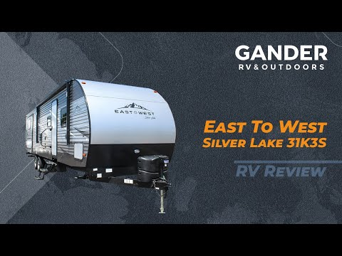 East to West Silver Lake 31K3S | Travel Full online - RV Review: Gander RV & Outdoors