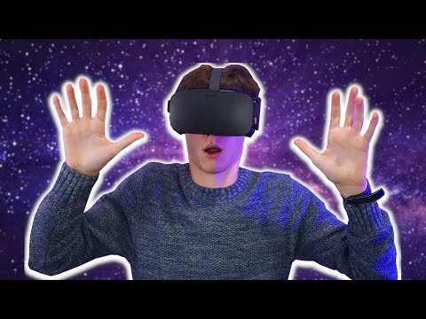 Virtual Reality Explained - Oculus Rift PC Gaming! 😆